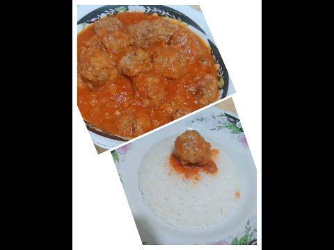 سر عمل كفتة داوود باشا الاصليه وارز ابيض Youtube Oatmeal The Creator Food
