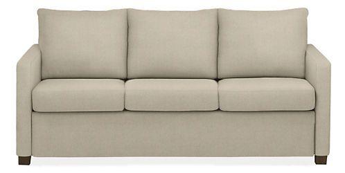 Allston Custom Thin Arm Day Night Sleeper Sofas Modern Custom