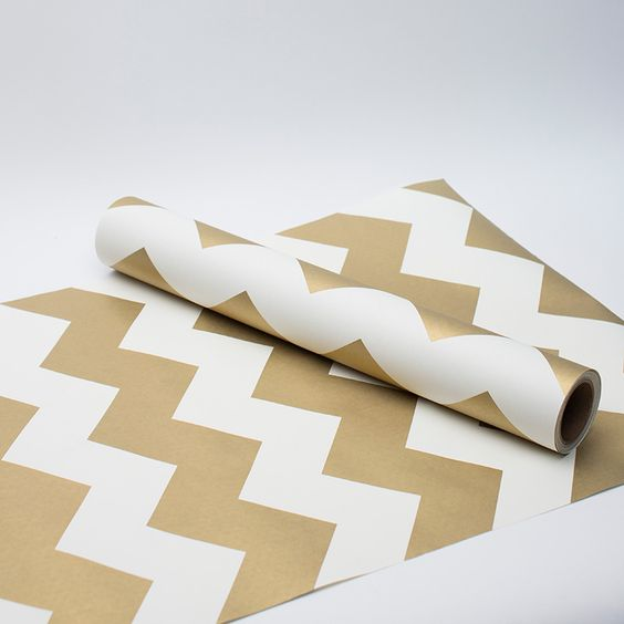 gold chevron table runner what a great way to dress up the table top our tip a great way to. Black Bedroom Furniture Sets. Home Design Ideas