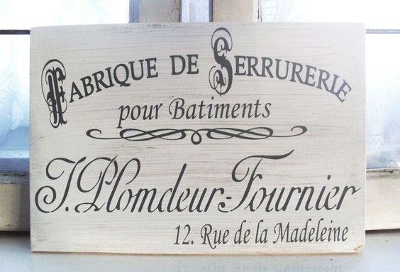 Schablone oder Tattoo in Shabby Chic still für Möbel Frankreich Landhaus   eBay