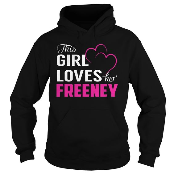 This Girl Loves Her FREENEY Pink