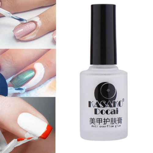 15ml White Peel Off Liquid Nail Art Tape Latex Tape Palisade For Easy Clean L7S https://t.co/l7MKNa4qQt https://t.co/Uk6Q1FTGYu