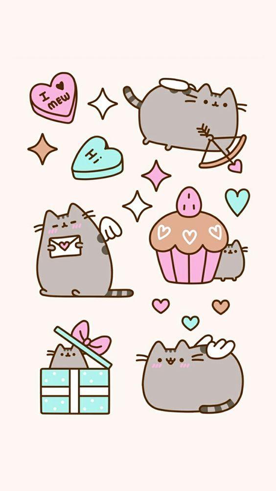 Valentine S Pusheen Pusheen Valentines Pusheen Cute Pusheen Cat