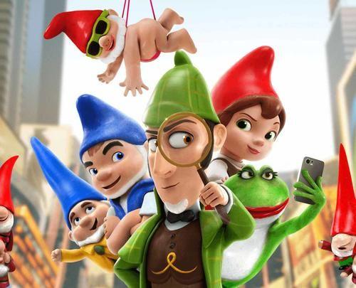 Fatherhood Is Lit Sherlock Gnomes Reinforced It Swaggerdad Watch Sherlock Sherlock Kids Movies