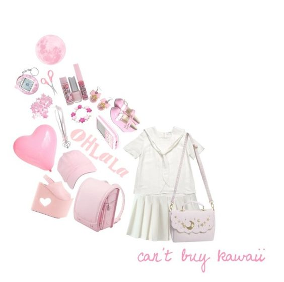 """""""Hack set by @smartgirlzrock"""" by princesspenguin-1 ❤ liked on Polyvore featuring CO, Y.R.U., My Little Day and Hello Kitty"""