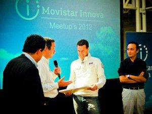 Wenceslao Casares en Movistar Innova