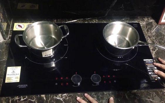 Bếp điện từ Munchen GM 292 Đẳng cấp