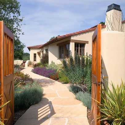 Arizona courtyard desert landscape desert Modern desert landscaping ideas
