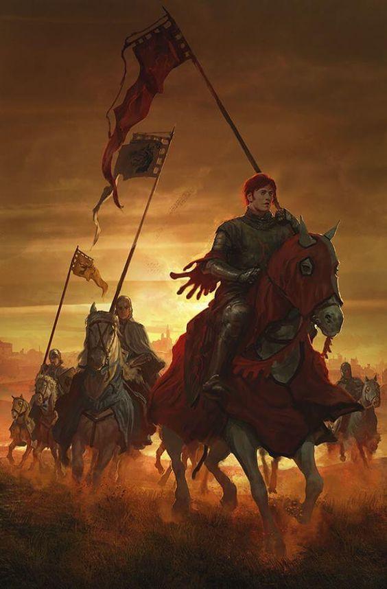 10 nuevas ilustraciones de la edición especial de 'Game of Thrones' | Cinepapaya