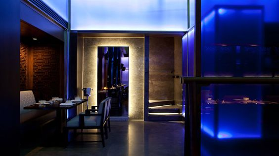 Hakkasan Mumbai - Firefly Lighting Design