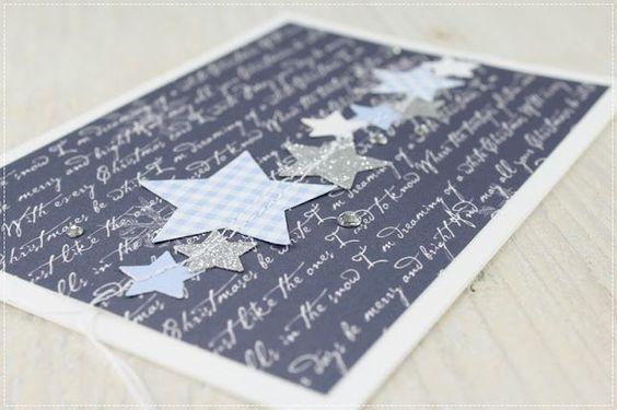 Und noch ein paar Weihnachtskarten............