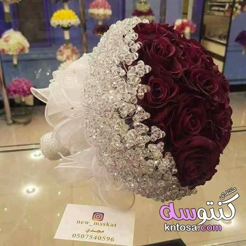 اشكال بوكيهات ورد طبيعى Wedding Brooch Bouquets Wedding Bridal Bouquets Bridal Brooch Bouquet