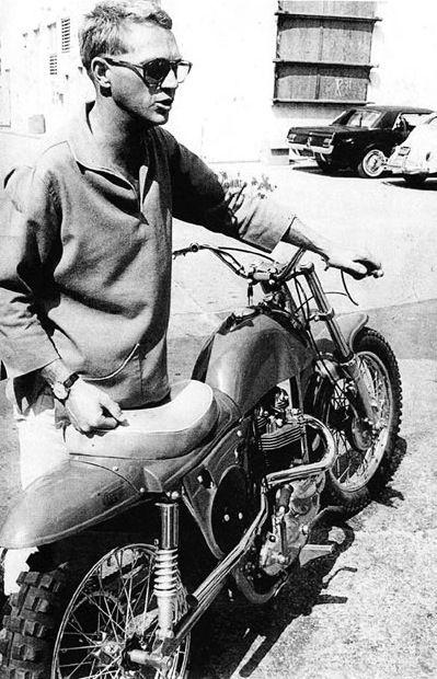 """Steve McQueen: Terence Stephen """"Steve"""" McQueen (March 24, 1930 – November 7, 1980)"""