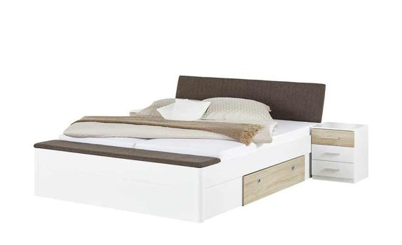 Bettanlage Norwich - möbel höffner schlafzimmer