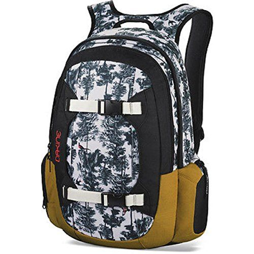Dakine Womens Mission Backpack Wildwood 25 L >>> Click on the image for additional details.