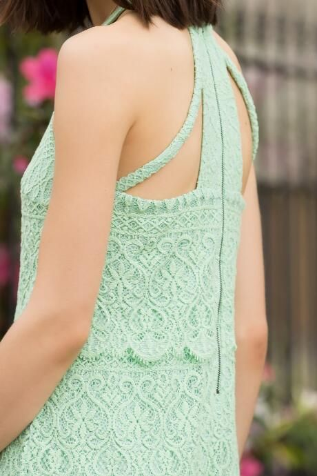 Rosalina Lace Dress $24.98                      $48.00