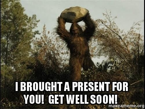 40 Funny Get Well Soon Memes To Cheer Up Your Dear One Sayingimages Com Get Well Soon Quotes Get Well Soon Get Well Soon Meme