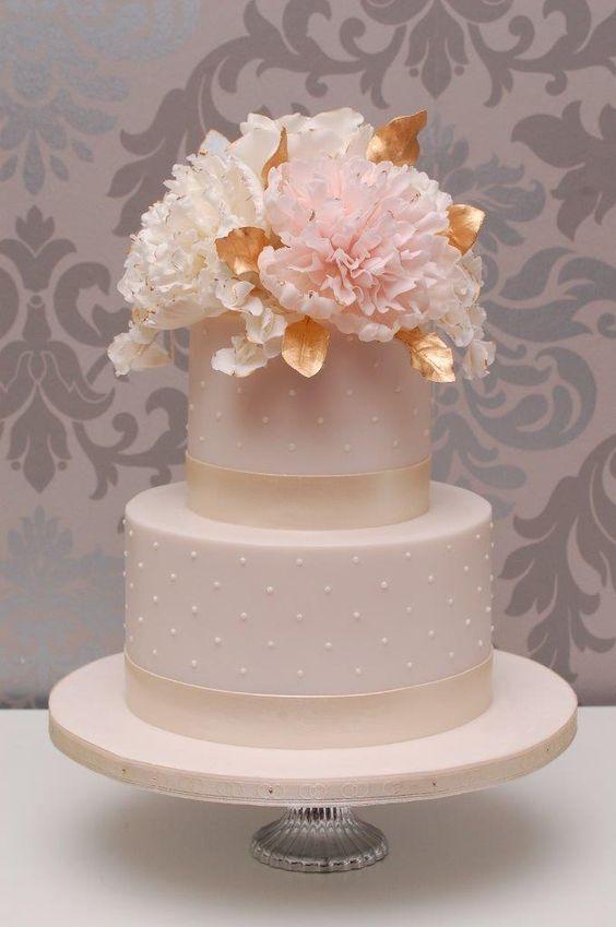Hochzeit Zuckerblumen
