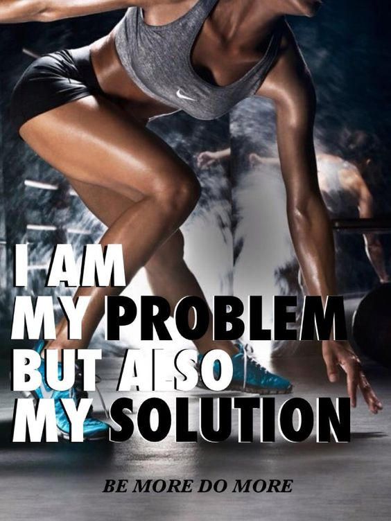Image result for I am my problem but ...