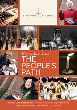 Peoples Path - A part of our history is in Liverpool, why not cement a part of our future as well? <3