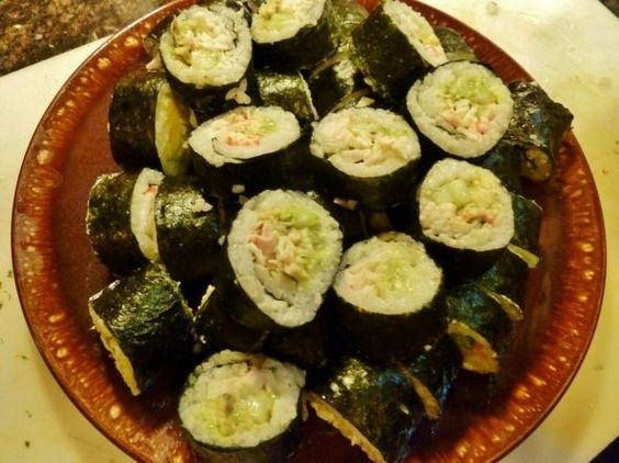 How to Make Delicious Homemade Sushi