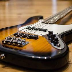 Bassgitarre, Bass, E-Bass, Instrument