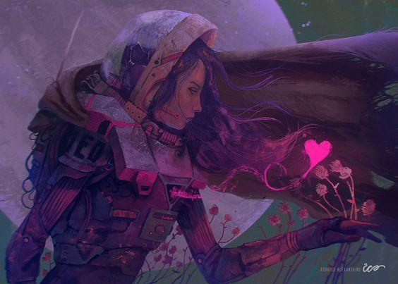 Space Lover by RodrigoICO