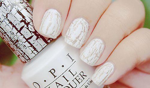 Lovin crackle polish