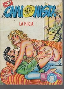 IL-CAMIONISTA-N-57-1985