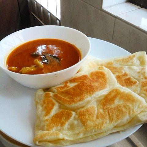 Cara Mudah Buat Roti Canai Homemade Paling Lembut Sedap Rasa Roti Food Recipes