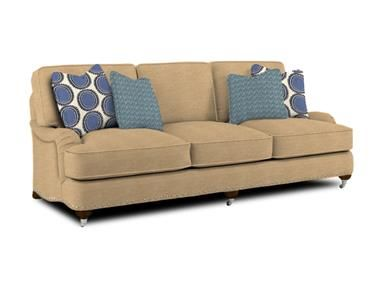 Shop For Bernhardt Tarleton Sofa And Other Living Room Sofas At Furniture  Fair In Cincinnati Oh And Northern Ky The Tarleton Sofa Is A U With  Furniture ...