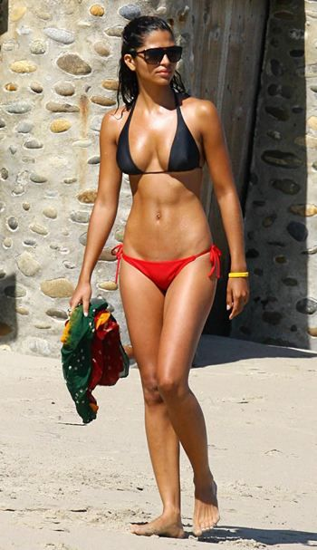 Camila Alves. Role model for what I want my results to be