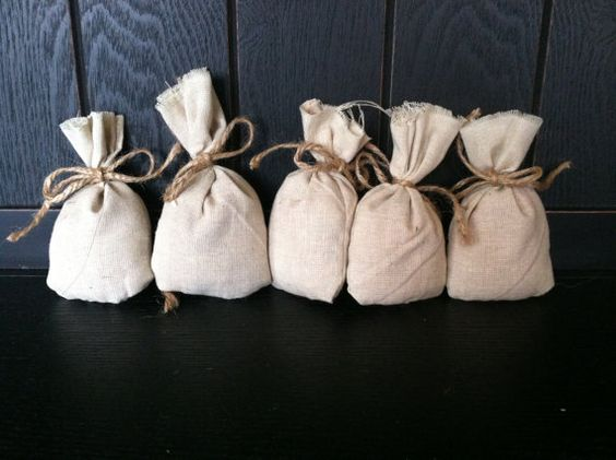 Sachet Set of 5 Texas Cedar filled Sachet by ccUniqueDesigns, $10.00  www.ccUniqueDesigns.Etsy.com  www.BcCreativeDesigns.Etsy.com