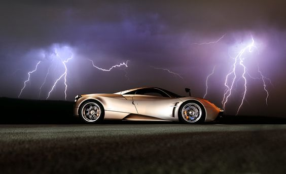 Pagani Huayra. Don't try and say it aloud.