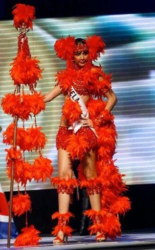 Cronología: Venezuela en el Miss Universo | Fashion Love Venezuela