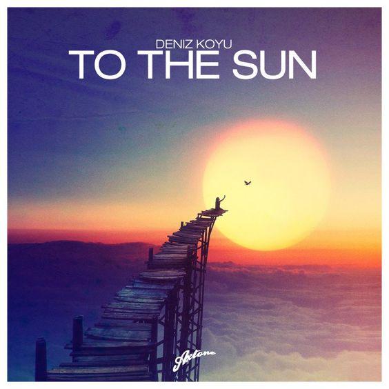 Deniz Koyu – To the Sun (single cover art)