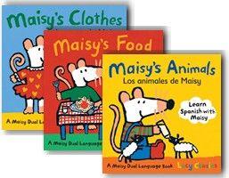 Maisy books are fab too!