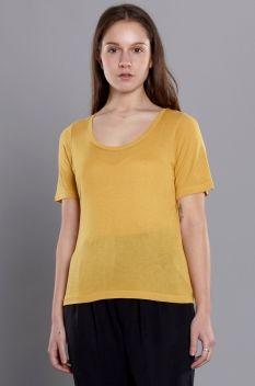 Neuw Ballet Womens Tee Sunflower Yellow