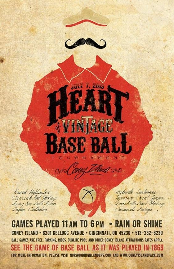 heart of vintage baseball