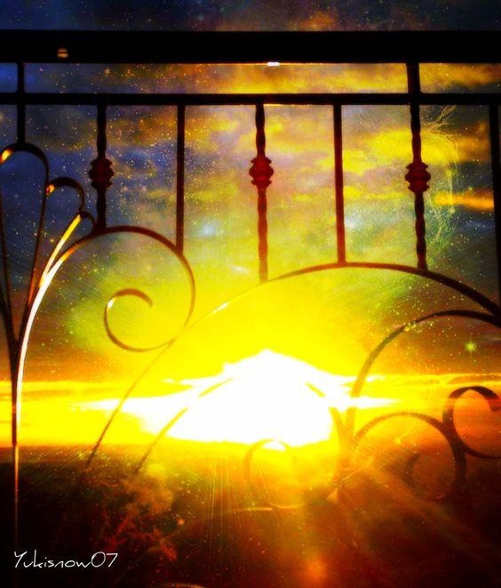 Mythical Sunrise by yukisnow07.deviantart.com on @deviantART