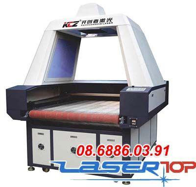 Máy khắc laser camera toàn diện 1 chiều làm việc độc lập (Khổ 1000x800mm)