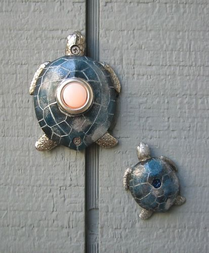 Amazon.com: Company's Coming DBN-082 Turtle Nickel Doorbell Cover