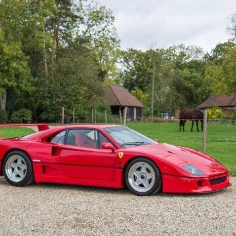 Stunning Ferrari F40 For Sale Elmscollection Dealeroftheweek And Finance Is Available On This Car Please Contact O Ferrari F40 Performance Cars Car Finance