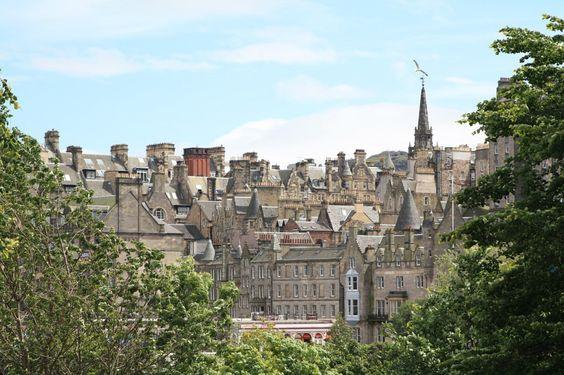 Casco antiguo de Edimburgo, Escocia