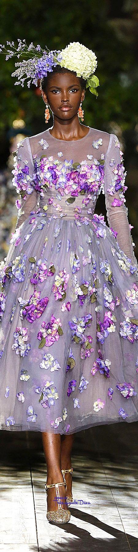 Tr S Haute Diva Dolce Gabbana Alta Moda Fall Winter