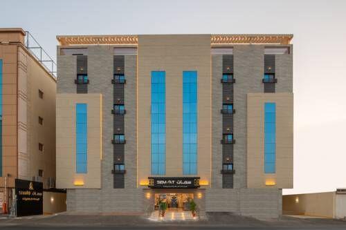 سمات للأجنحة الفندقية الفاخرة فنادق السعودية شقق فندقية السعودية Building Multi Story Building Structures