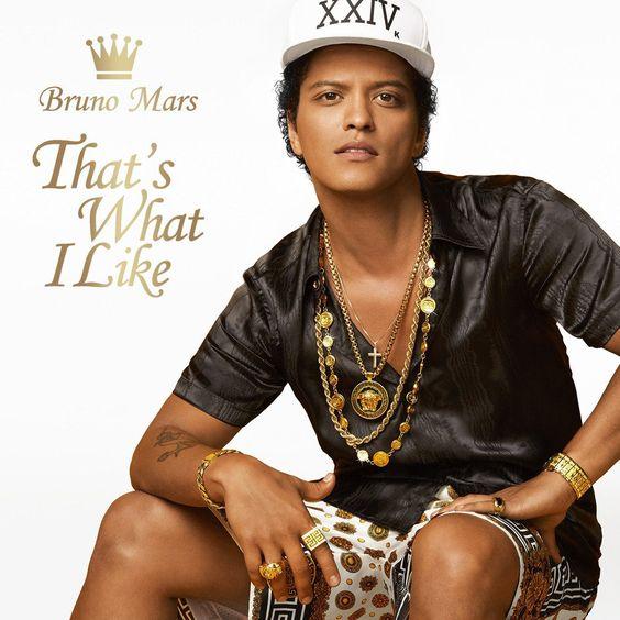Bruno Mars – That's What I Like acapella
