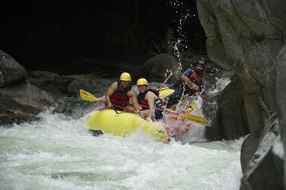 RAFTING FOR ALL 1HR from Medellin - Image 1