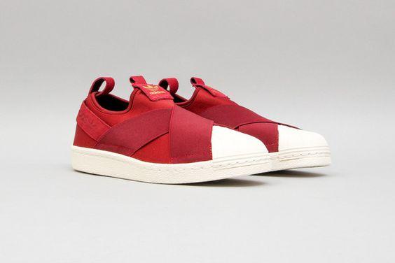 Adidas Superstar Slip On Hk