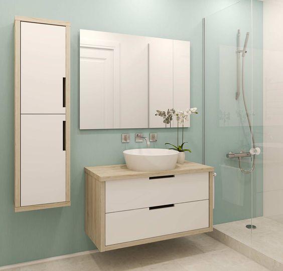 Te acabas de mudar y quieres decorar el baño de manera sencilla pero moderna y atractiva o simplemente estás pensando redecorar tu baño con un estilo diferente. Entonces, no pue